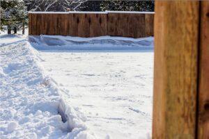 REN backyard hockey rink 2