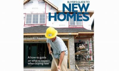 Buyer's Guide to New Homes
