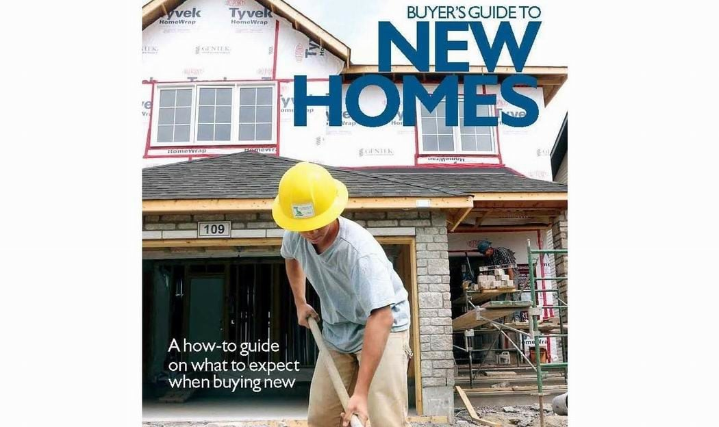 Buyers Guide to New Homes
