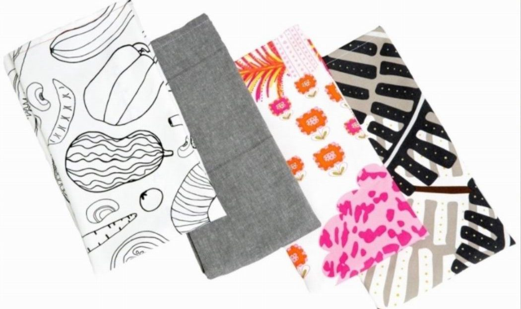 Recycled Ikea textiles created with Indigenous group ...