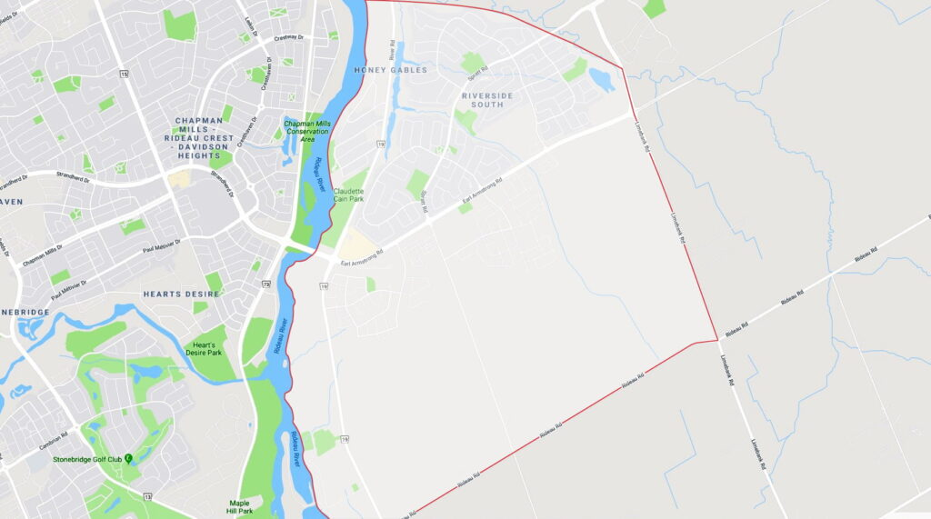 Riverside South Ottawa community profile