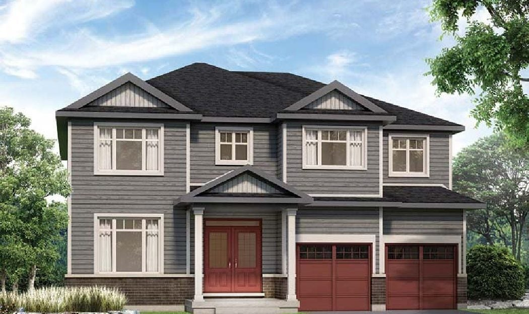 For the rapidly gearing up community of Pathways at Findlay Creek, it's all about smart design ideas, proximity to nature, and easy access to amenities.