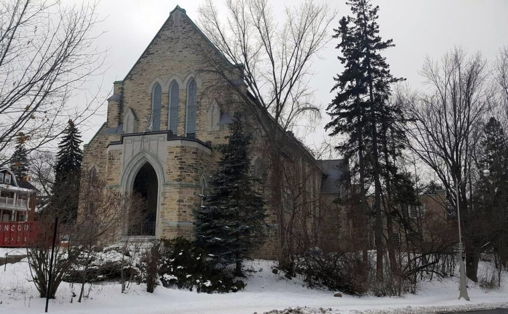 Ottawa new homes Stone Abbey Southminster United Church