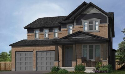 Tartan's two new model homes in Russell Trails Tartan Homes model tour Russell Trails Summerhill Ottawa new homes