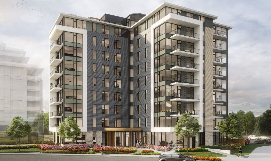 eQ Homes The Spencer CHBA finalist 2021