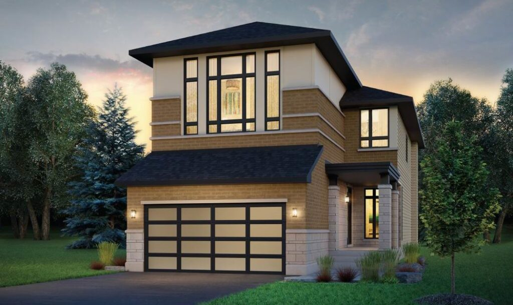 Urbandale The Creek Ottawa new homes Kemptville