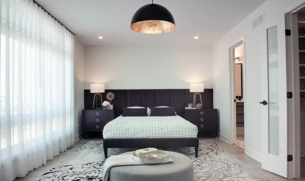 Urbandale The Creek Ottawa new homes Kemptville master bedroom