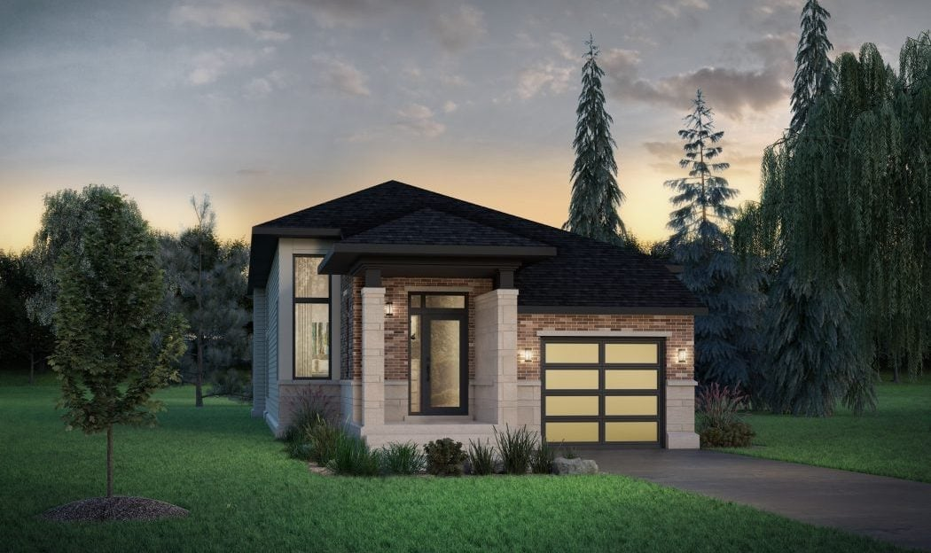 Urbandale's newly launched R-2000 homes Ottawa new homes energy efficiency