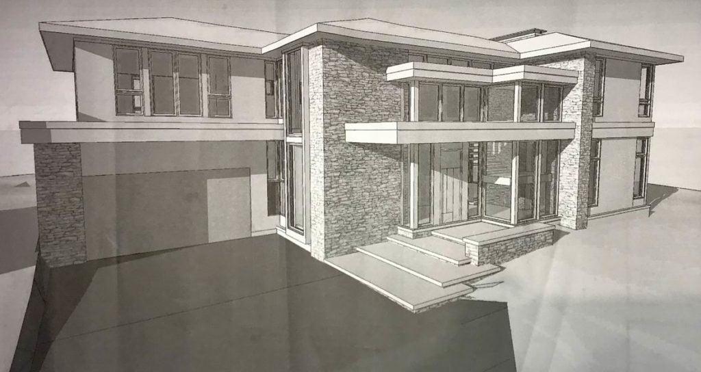 Gordon Weima Design Build custom home