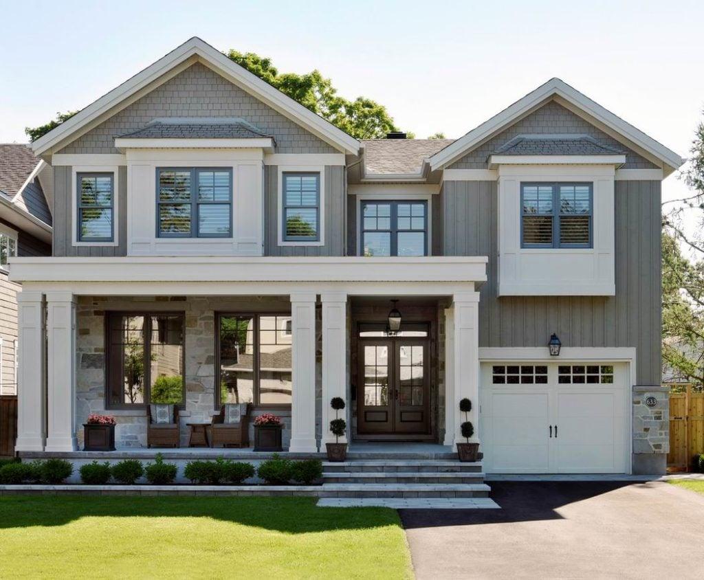 Gordon Weima Design Build custom home modern farmhouse winner
