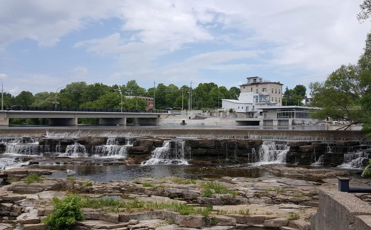 Almonte Ontario Mississippi River