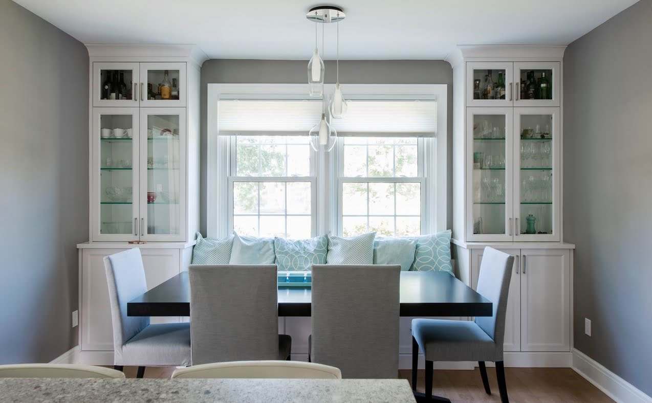 dining room Amsted Design-Build