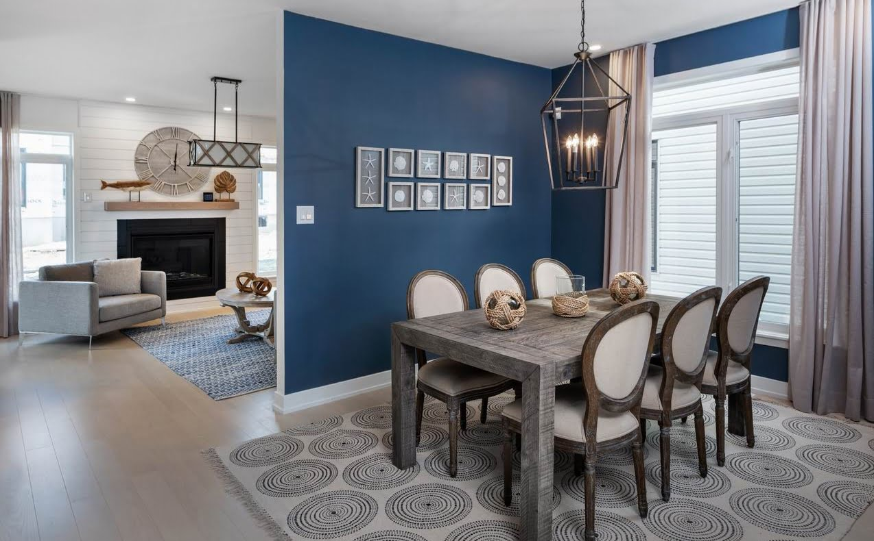 Lilythorne Claridge Homes Ottawa new homes Aubrey model
