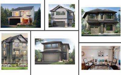 average new home price in Ottawa in January 2021