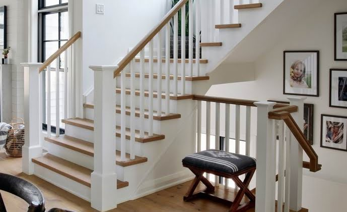 staircase Ottawa new homes Gordon Weima Design