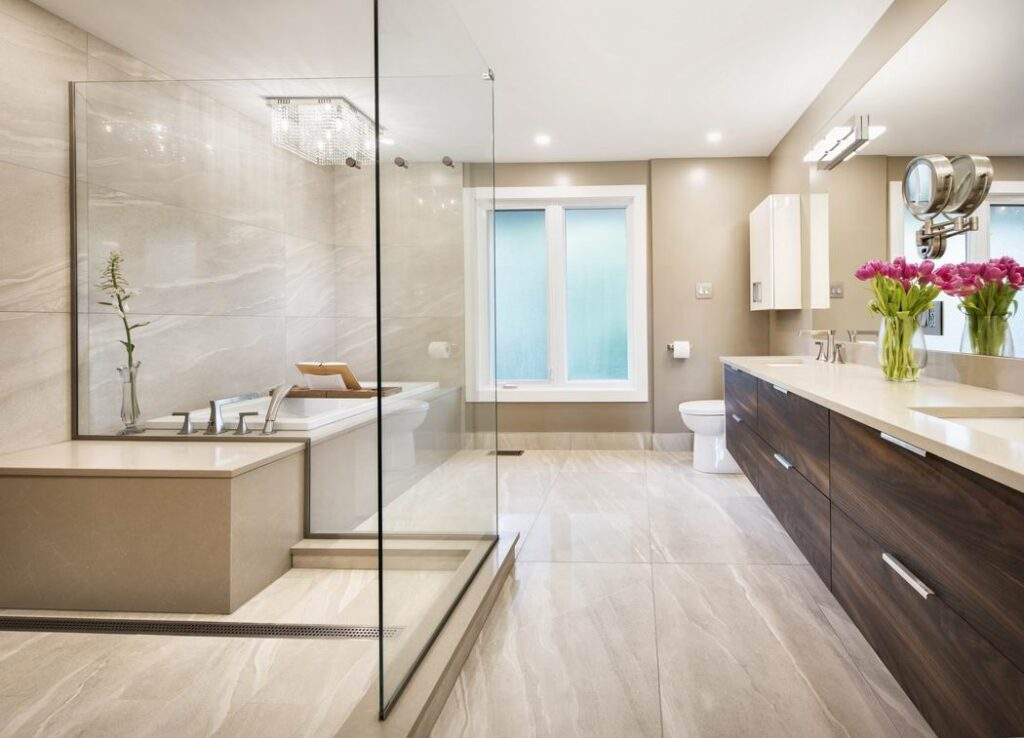beautiful bathrooms People's Choice Award Ottawa Housing Design Awards