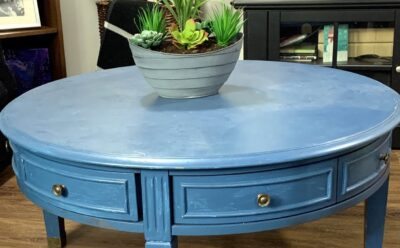budget-friendly finds, painted furniture