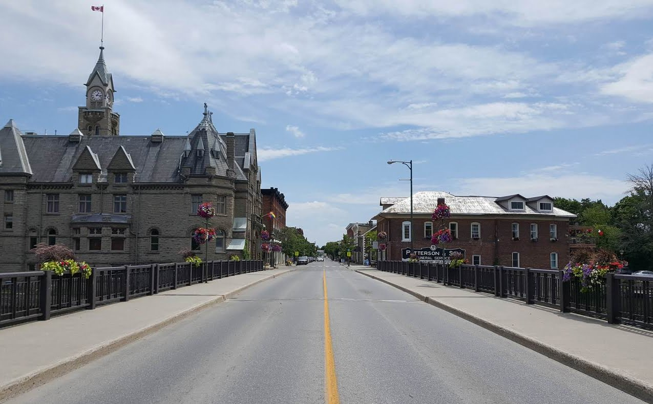 Carleton Place Bridge Street downtown
