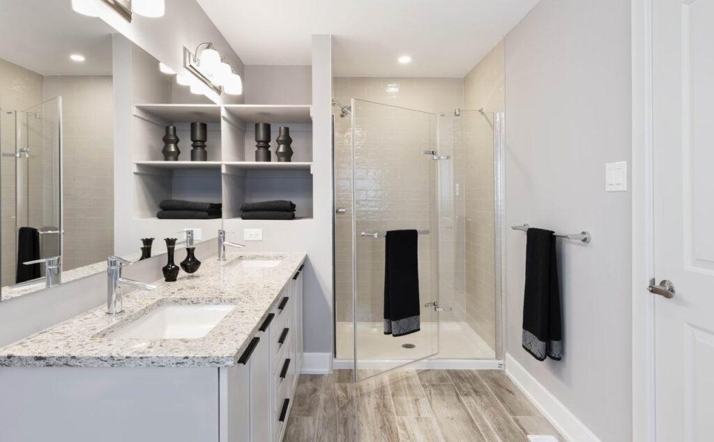 Claridge Homes Ottawa new homes Watter's Pointe kitchen
