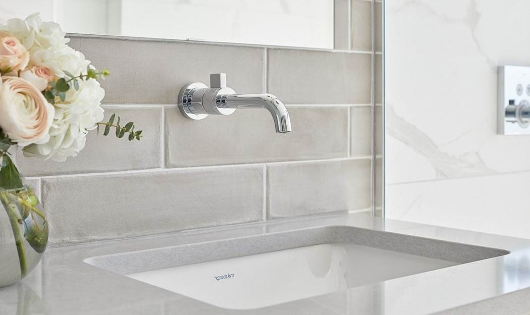 cleaning grout sink and faucet Astro Design Centre Ottawa bathrooms