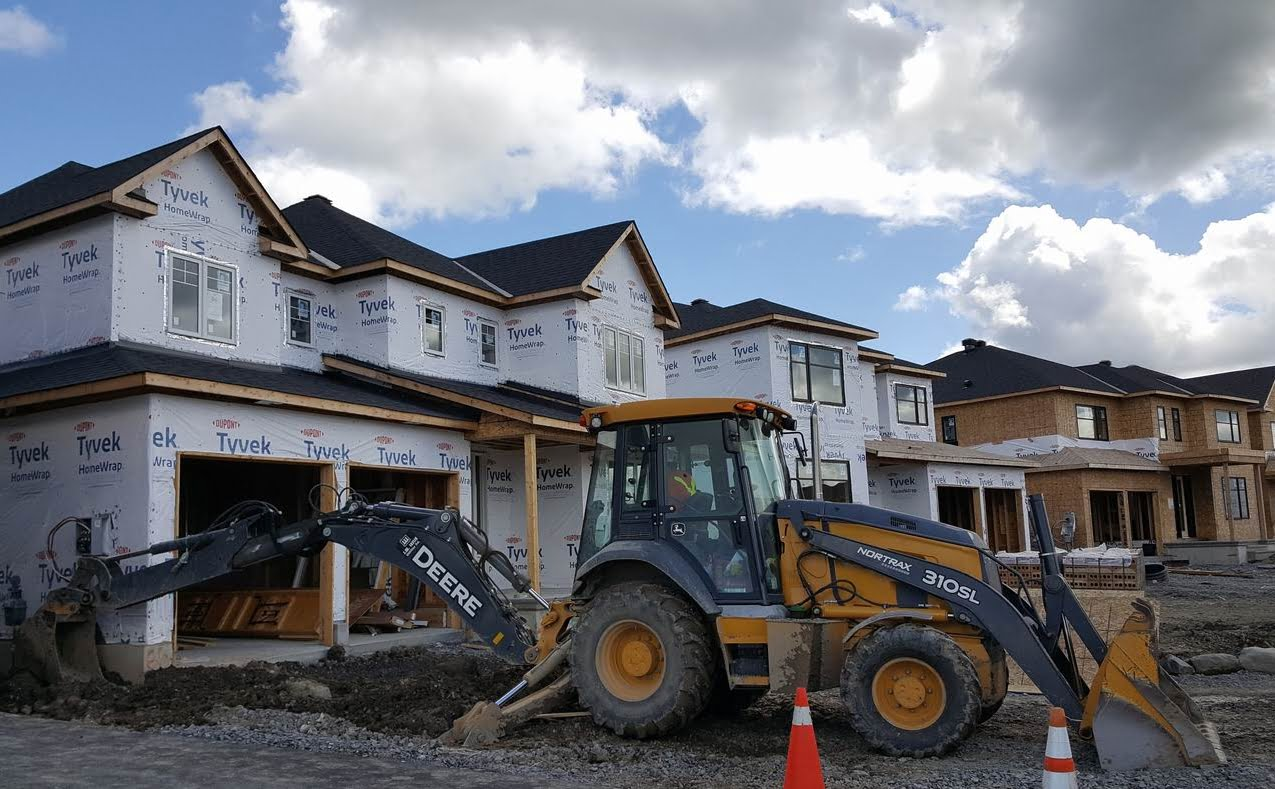 Ottawa new homes housing market