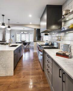 Amsted Design-Build Ottawa kitchens quartz