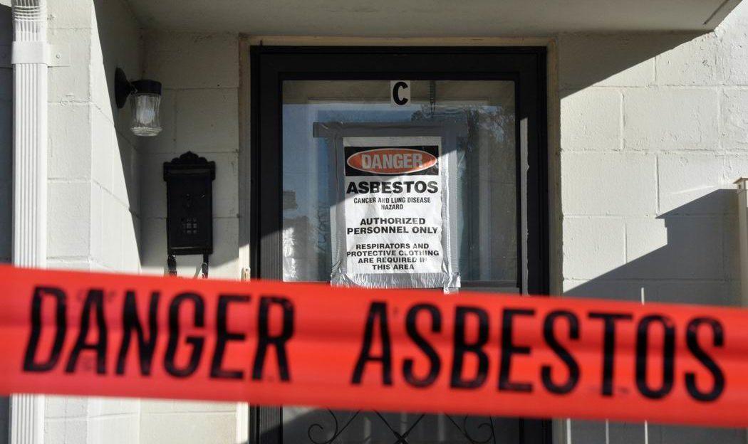 asbestos designated substances