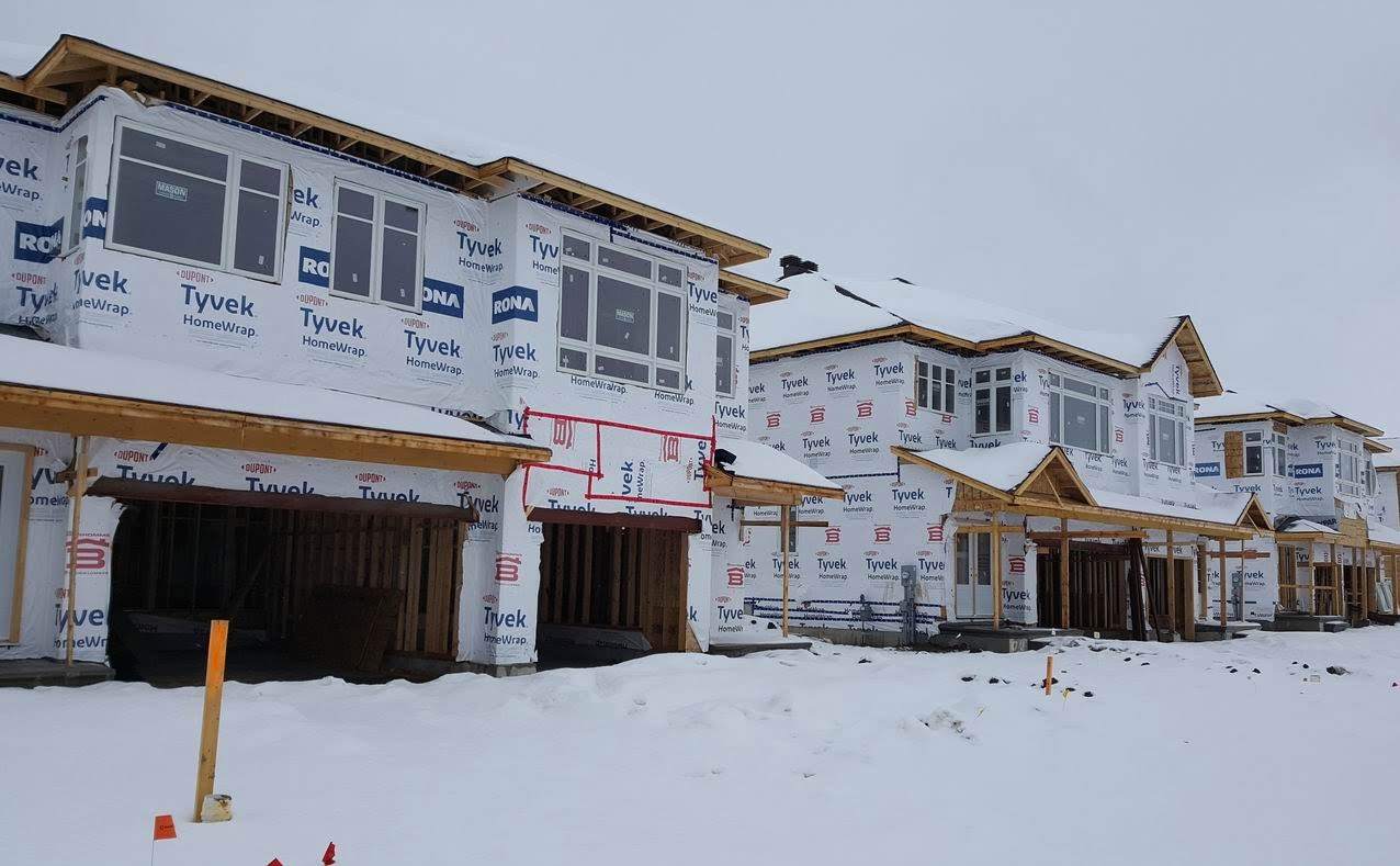 Ottawa new homes market construction