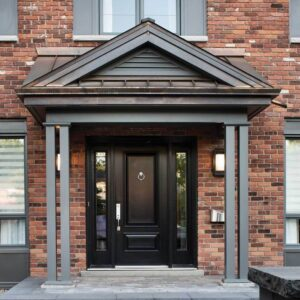 Ottawa custom homes exterior design Gerhard Linse