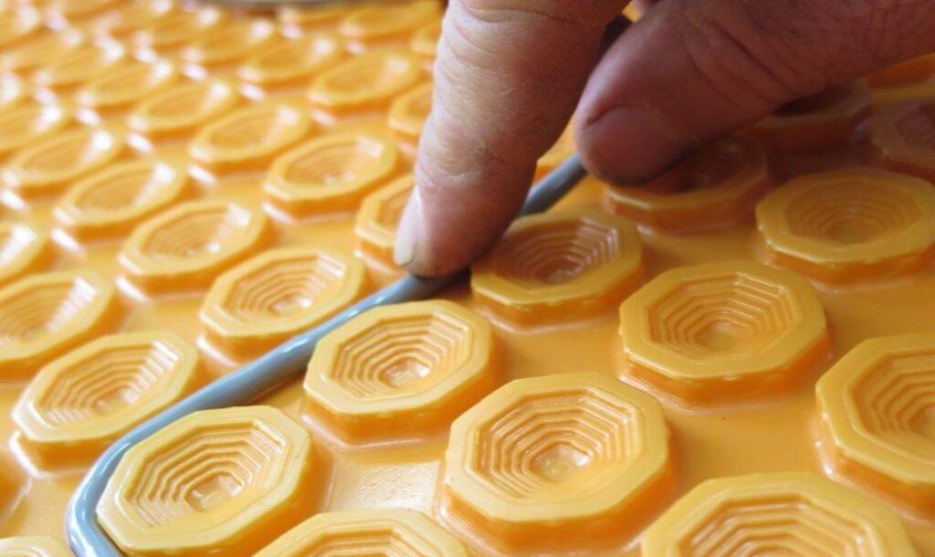 home design innovations in-floor heating plastic underlay Steve Maxwell