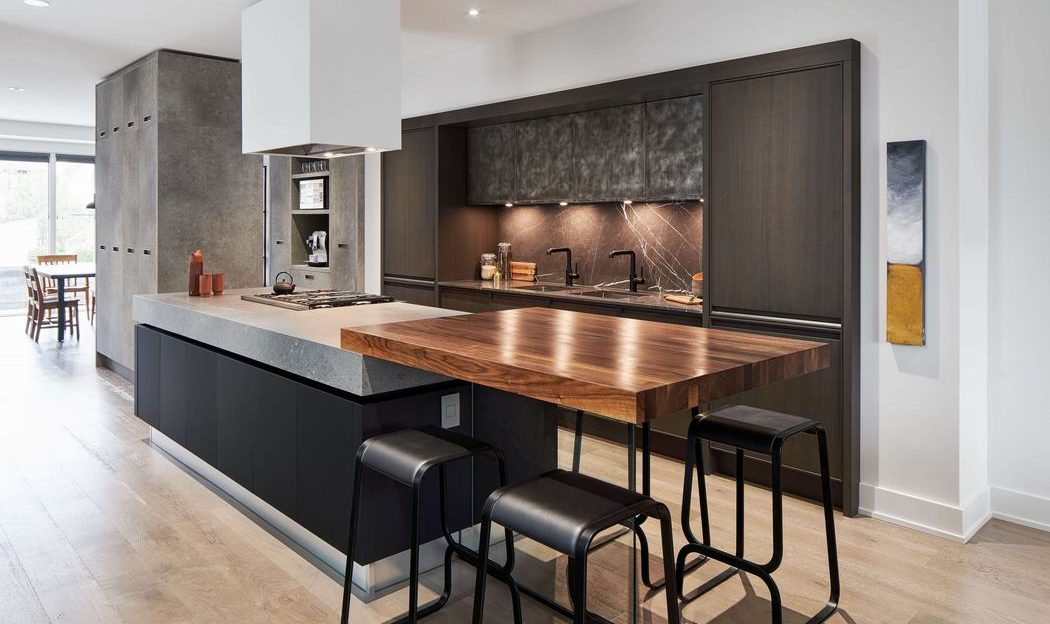 Island Hopping How The Kitchen Island Is Replacing The Kitchen Table Allthingshome Ca