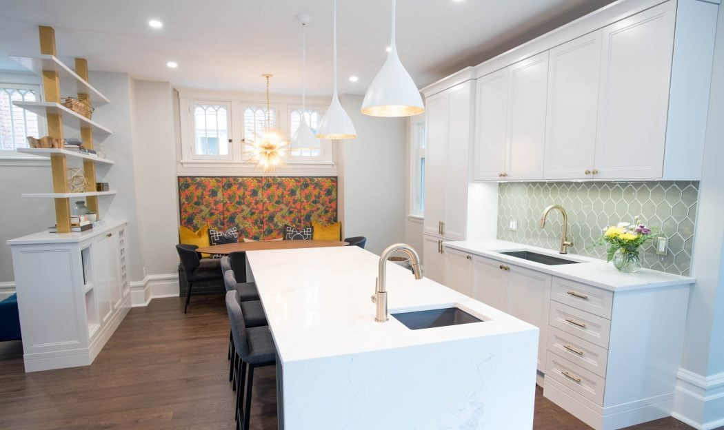 StyleHaus kitchen and bathroom renovations Ottawa Housing Design Awards