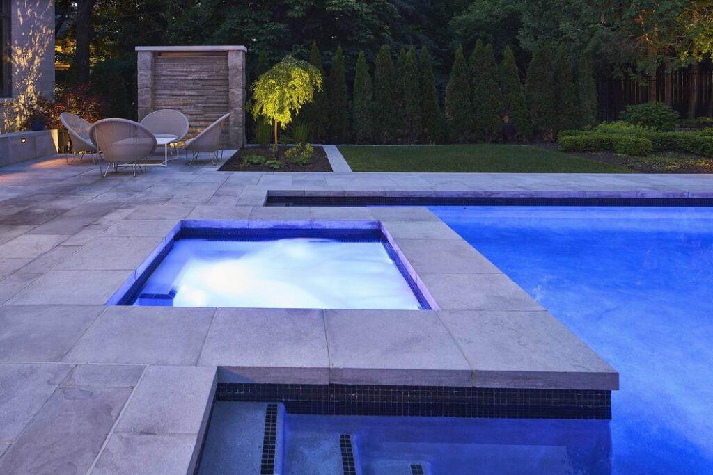 landscaping ideas Ottawa backyard pool
