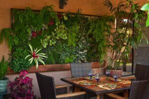 GAR gardening trends living wall