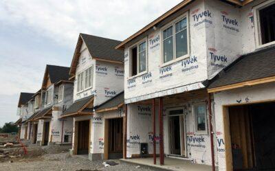 May 2021 new-home market