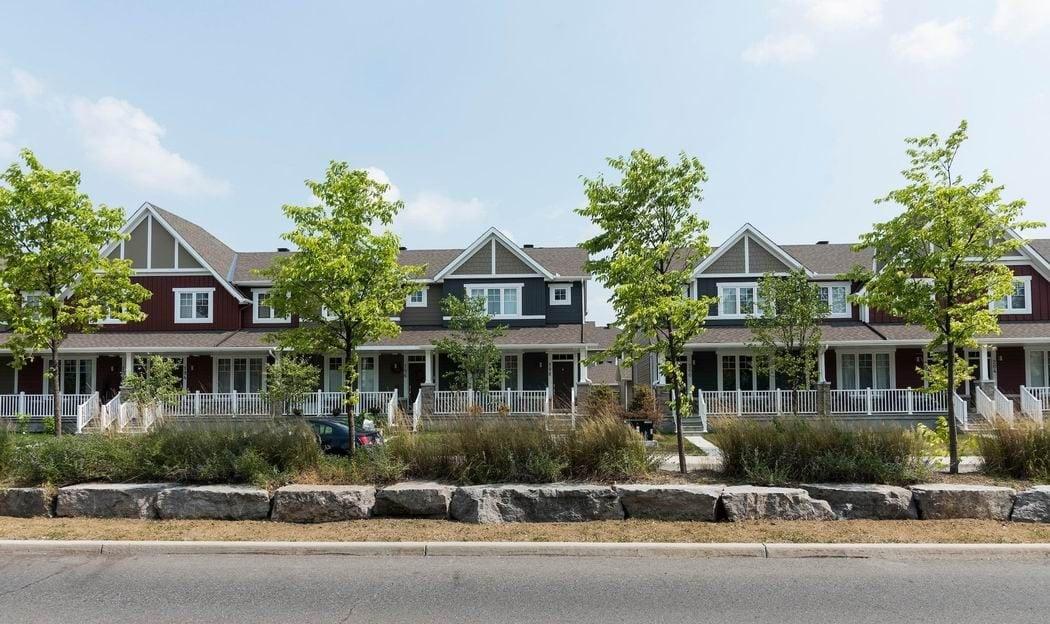 new home maintenance Ottawa homes streetscape Steve Maxwell