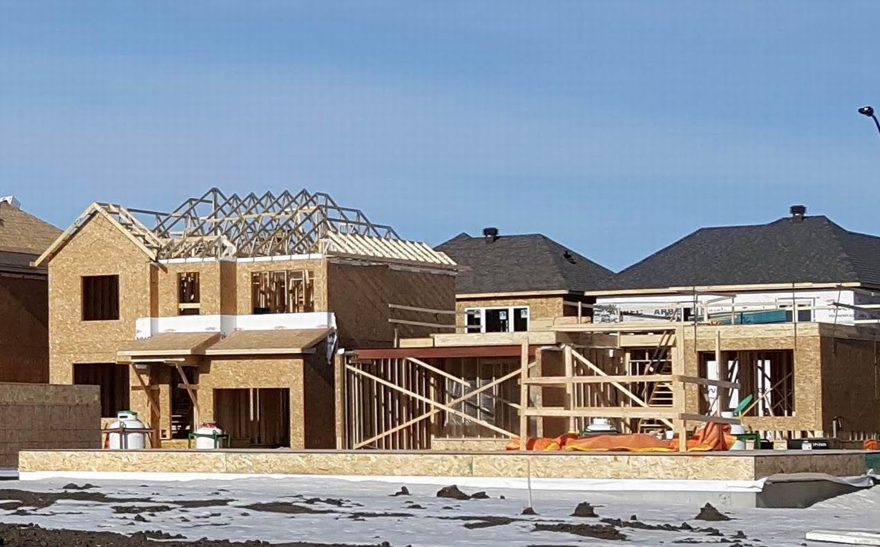 Ottawa new homes Ottawa housing market Ottawa home construction