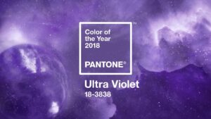 DES 2018 design trends pantone