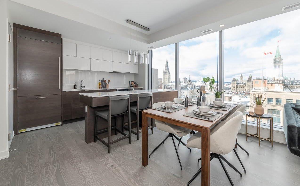 reResidences model homes Ashcroft Homes reResidences condo unit Ottawa new homes Ottawa condos