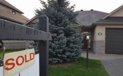 Ottawa real estate board on the market