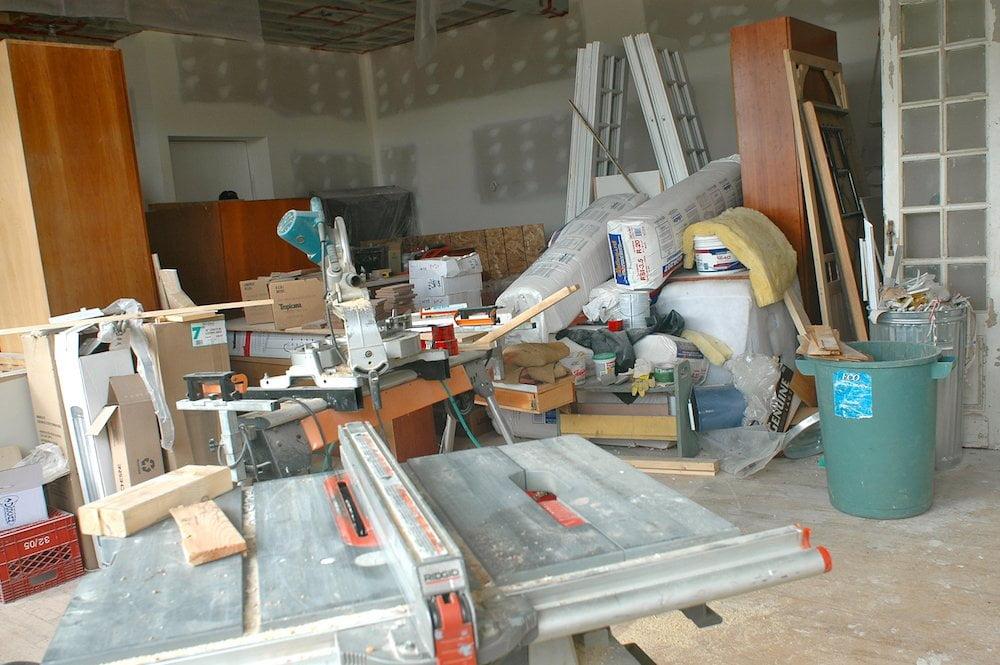 Steve Maxwell home improvement renovations