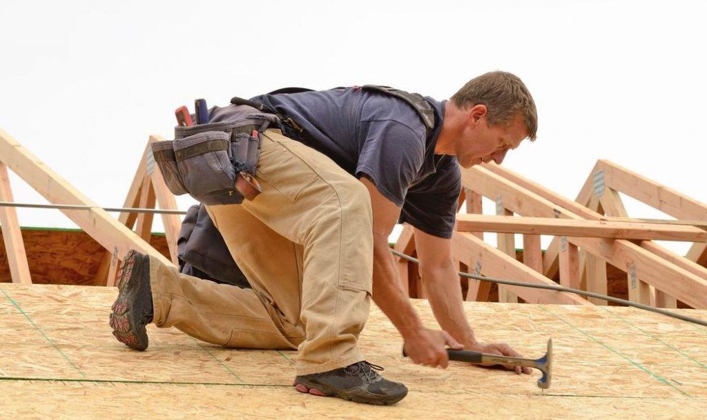 Steve Maxwell home improvement construction roofer