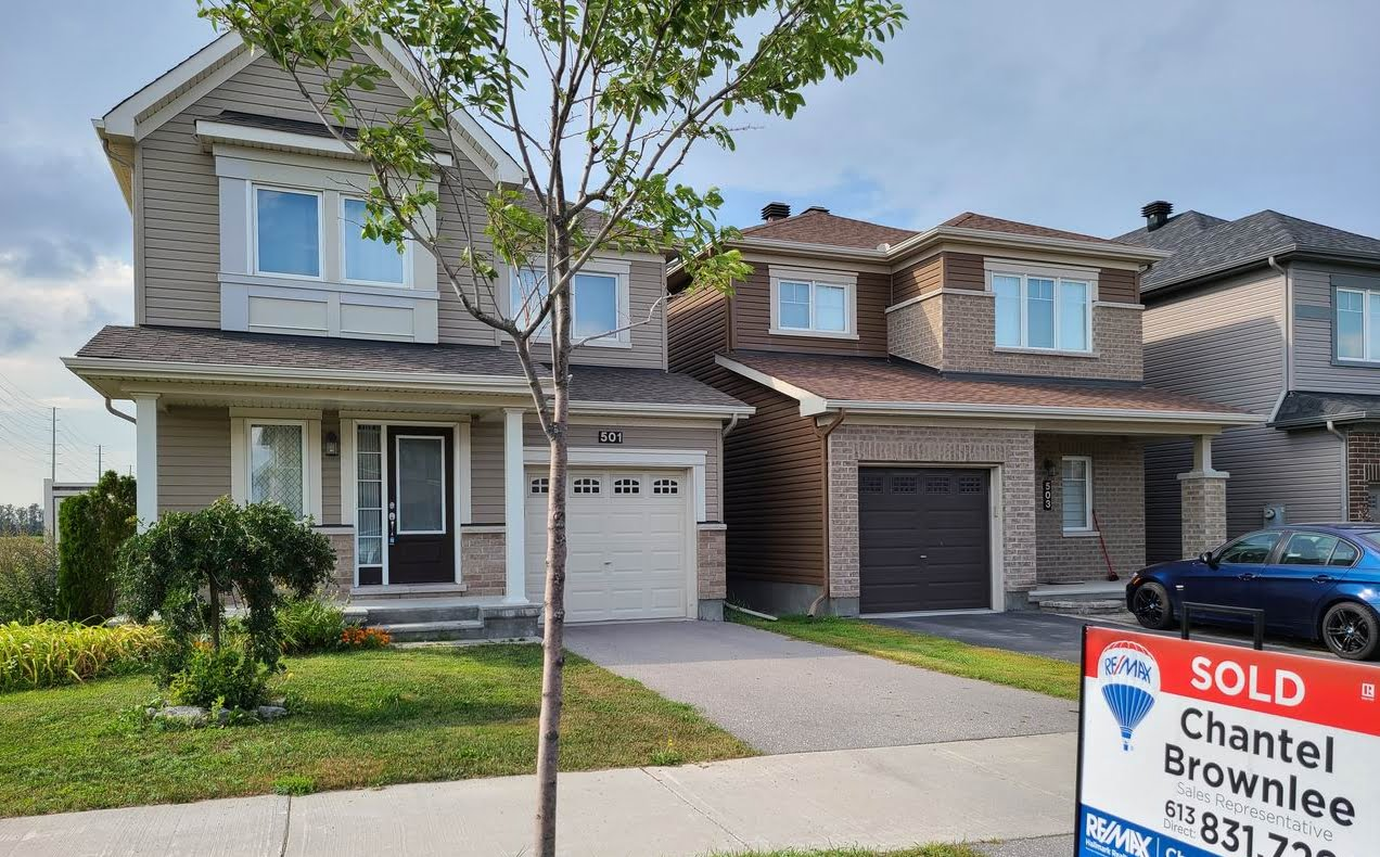 Ottawa's August 2021 resale numbers