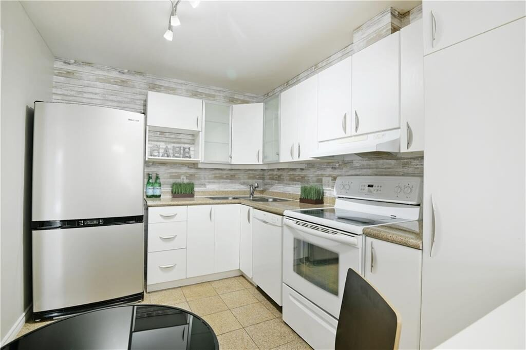kitchen after home staging Sue Pitchforth selling your home