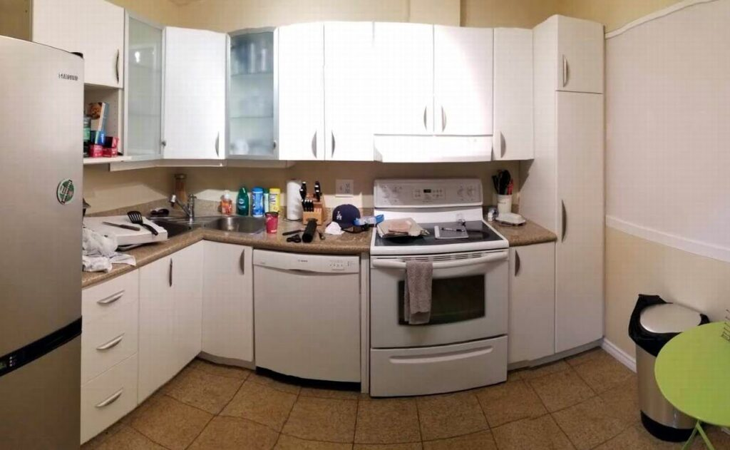 kitchen before Sue Pitchforth selling your home