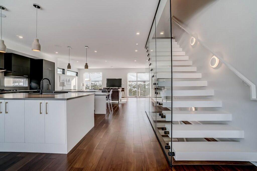 Ottawa staircases Neoteric Developments ORDESIGN