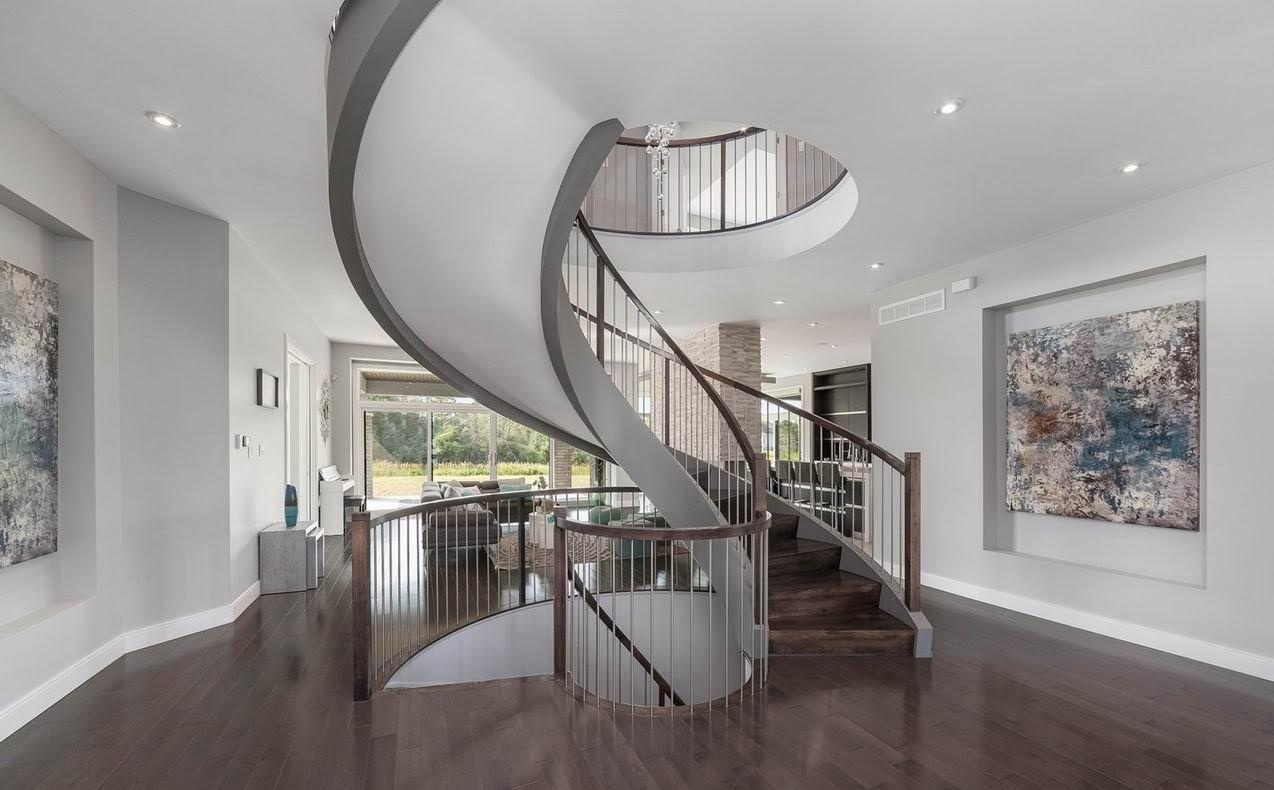 Ottawa staircases Canterra Design