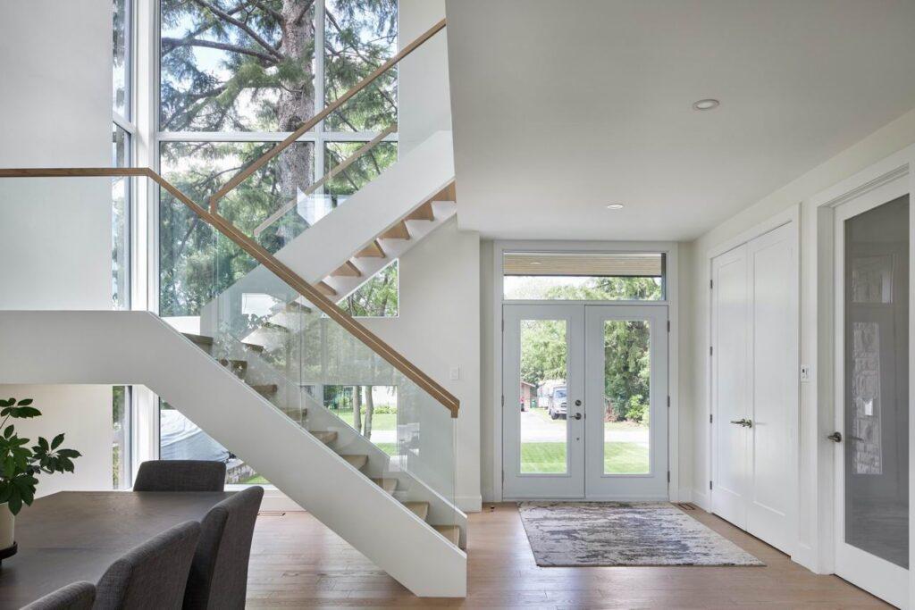 Ottawa staircases ethos Miroca