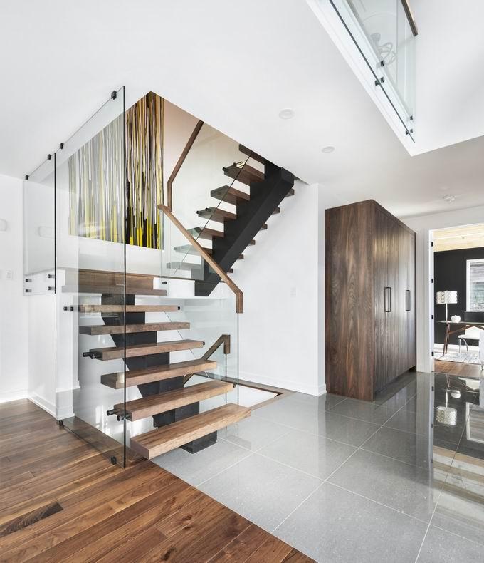 Ottawa staircases Greenmark Builders