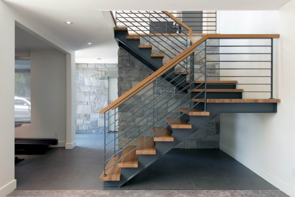 Ottawa staircases Gordon Weima Design Build